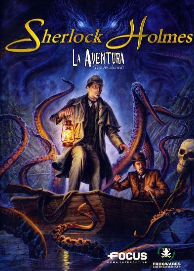 Descargar Sherlock Holmes La Aventura [Spanish] por Torrent